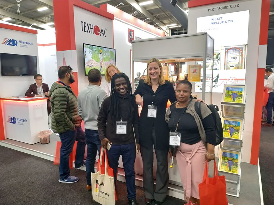 Techno-AC participates in African 