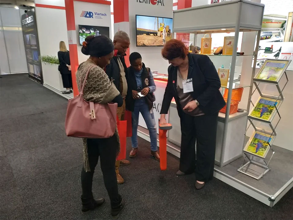 Techno-AC participates in African Construction Expo and Totally Concrete Expo