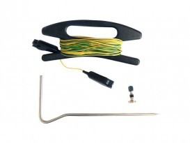Additional grounding accessory set