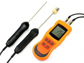 Two-channel digital thermometer DT-511
