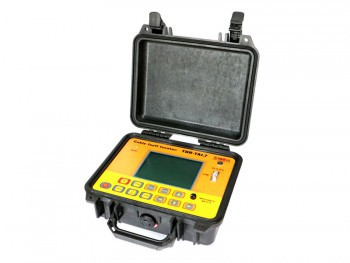 Power cable lines fault locator TDR-TA1.7